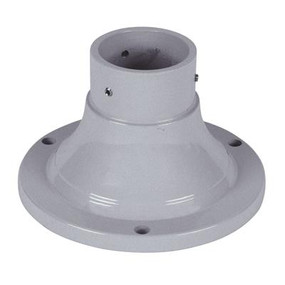 Bollard 60-76MM BASE / SLV