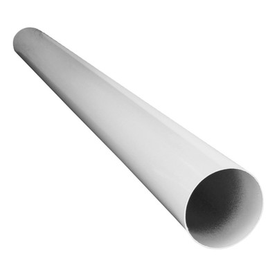 Aluminium Post - White Finish / 76 x 1500mm