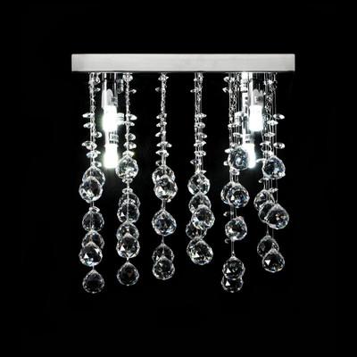 Crystal LED CTC Pendant - Length 300mm / White LED
