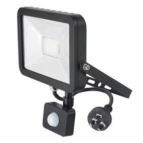 Brilliant Plug In Outdoor Security Light With Sensor