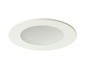 LED Downlight - Dimmable 13W 850lm IP20 3000K 108mm White Low Profile