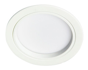 LED Downlight -Dimmable 14W 830lm IP20 3000K 145mm White