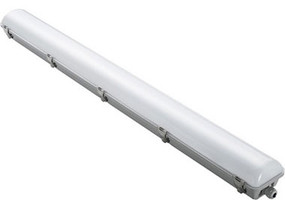 LED Batten - Non-Dimmable 50W 4600lm IP66 4000K 1.2m