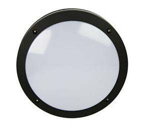 Stylish Plain Black Outdoor Light E27