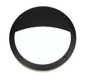 Stylish Eyelid Black Outdoor Light E27