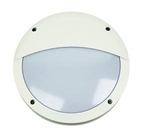 Stylish Eyelid White Outdoor Light E27