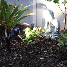 Stunning Garden Spike Light 12V Black