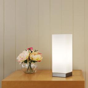 Linear Square Touch Lamp Opal Matt / Brchr