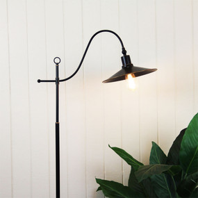 Floor Lamp - Classical Rubbed Bronze