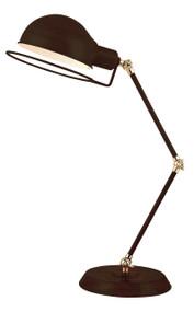 Primary Desk Lamp Oil Rubbed Bronze / Antique Brass