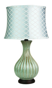 Superb Ceramic Table Lamp with Shade