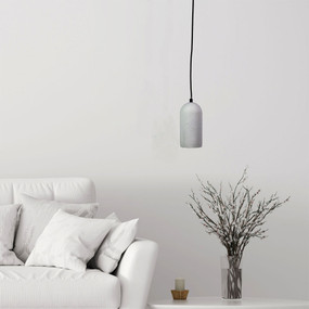 Chic-10 Concrete Finish Pendant