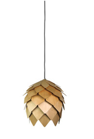 Timber-40 Wooden Pendant
