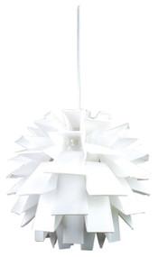 Contemporary Chic- 43 Pp Pendant White