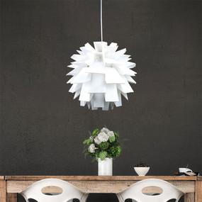 Pendant Light - Artichoke White 43cm