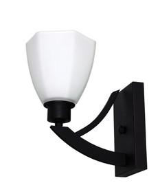 Mini-chandelier 1-Light Wall Light Antique Brown