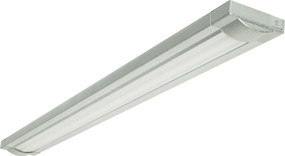 LED Batten - Non-Dimmable 29W 1650lm IP20 4000K 1.2m Silver