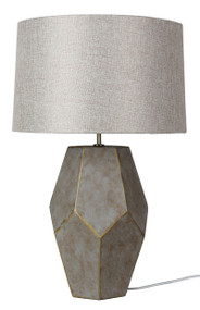 Planar Gold / Silver Complete Table Lamp