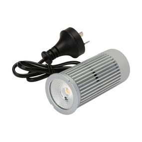 Domus Intro 8W Dimmable LED Lamp with Integrated Driver - White LED