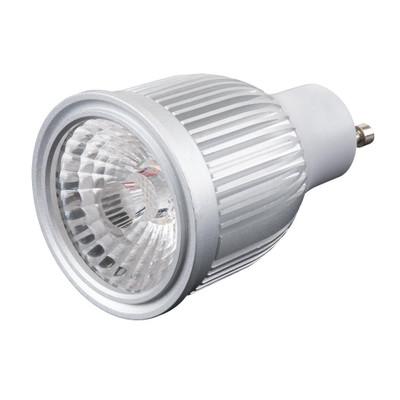 Domus GU10 Mono Lens 6W Dimmable LED 240V GU10 3000K Globe