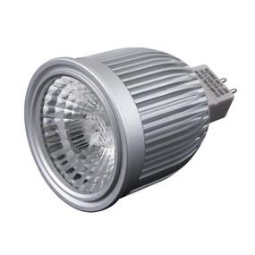 Domus MR16 Mono Lens 6W LED 12V MR16 3000K Globe
