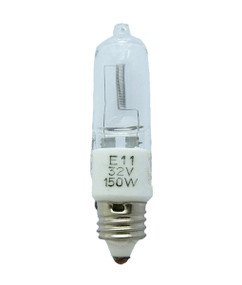 Halogen 24V GY6.35 Bi-Pin 250W 2800K Dimmable Globe