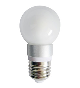 LED E27 Fancy Round 4W 5000K Frosted 300D 300lm Globe