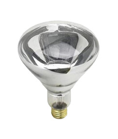 Reflector E27 Heat Light 375W 2300K 1550lm Dimmable Globe
