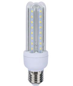 LED 12V AC/DC E27 3-Unit 9W 3000K 270D 720lm Globe