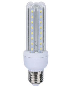 LED 12V AC/DC E27 3-Unit 9W 6500K 270D 780lm Globe
