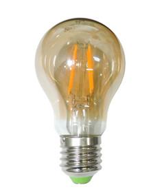 LED Vintage Filament GLS E27 4.5W 470lm 2200K Amber Dimmable Globe