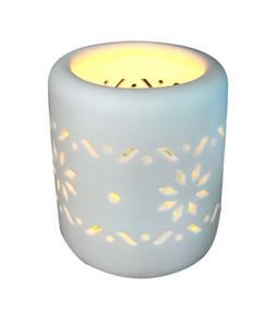 LED Table Light Ambient Candle Cylinder Shape