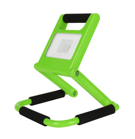 Shaped Rechargeable and Portable LED FloodLight / Work Light