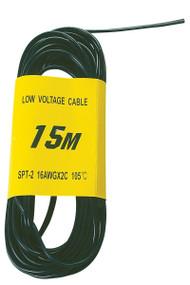 12V Garden Cable DIY - 15m