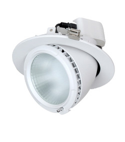 Shop Lighter LED Commercial Downlight - 38W White