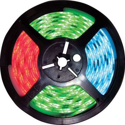 Light: LED DIY Colour Changing 5 Metre Roll Strip Lighting - MULTI COLOUR