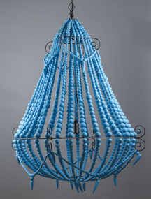 Chandelier - Large Turquoise BDD