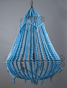 Pensi Chandelier - Large Turquoise BDD