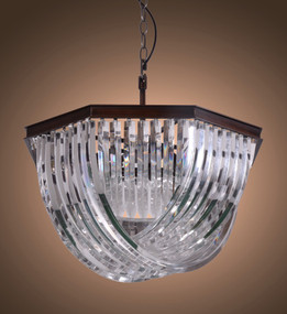 Glass Pendant Light - ABR