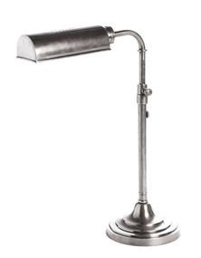 Classic Silver Desk Lamp - BRK