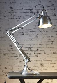 Classic Silver Desk Lamp - NVD