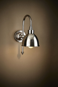 Wall Lamp In Silver - AST