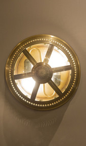 Classic Brass Wall Lamp - WLT