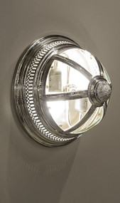 Wall Lamp In Nickel - WLT