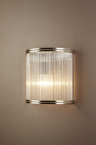Semi-circle Glass Wall Lamp - VRR