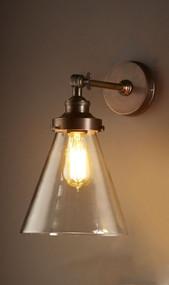 Classic Brass Wall Lamp - FRN