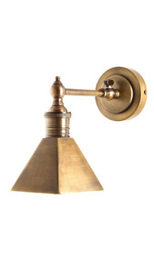 Classic Brass Sconce - MYF