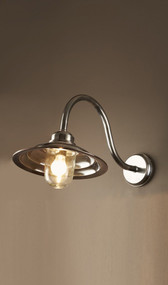 Classic Silver Sconce - MNT