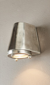 Classic Silver Wall Lamp - SMN