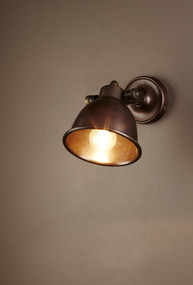 Wall Lamp In Brass Dark - PHN